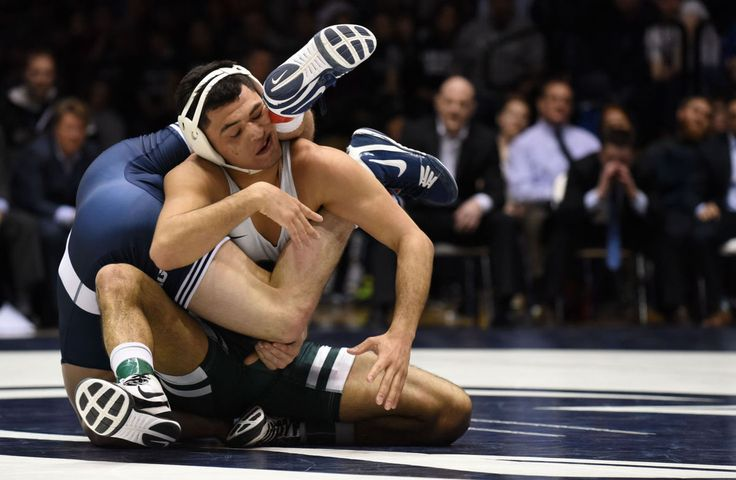 Penn State wrestling sends seven to semifinals in Big Ten Championship