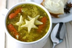 12-Hour Chicken and Stars Soup: The Real Way to Cook A Childhood Fave