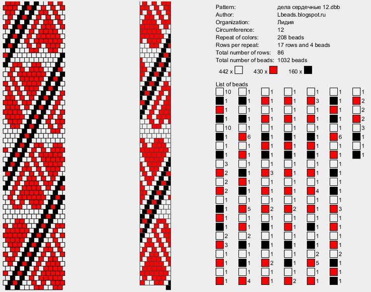 The 155 Best Bead Crochet 11 12 Images On Pinterest Bead Crochet