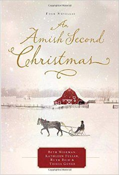Celebrate Second Christmas, a treasured, lighthearted time of community, with four Amish romances.
