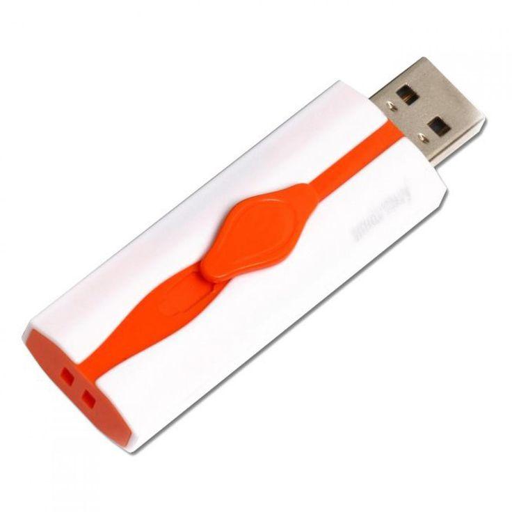 Флешка USB 32GB SmartBuy Comet (белый)  Флешка USB 32GB SmartBuy Comet (белый)