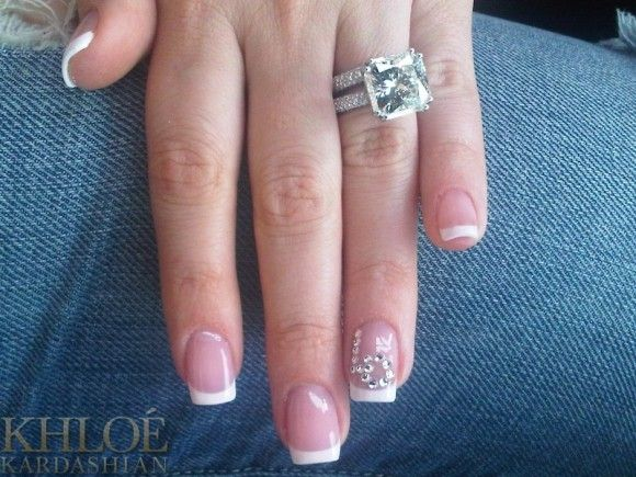 khloe kardashians engagement ring - Khloe Kardashian Wedding Ring