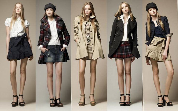Burberry Blue Label 2011