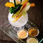 リゾートキッチン ロイヤルハワイアン - 料理写真:彩り野菜のブーケ