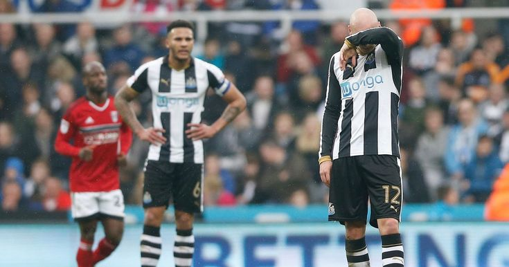 Jonjo Shelvey urges Newcastle fans not to panic in their promotion bid despite Sheffield Wednesday defeat