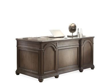 Shop For Riverside Executive Desk, 15831, And Other Home Office Desks At Rosso  Furniture
