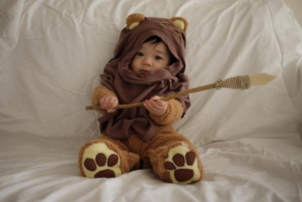 This kid is awesome.Halloweencostumes, Halloween Costumes, Teddy Bears, First Halloween, Baby Costumes, Stars Wars, Asian Baby, Future Kids, Costumes Ideas