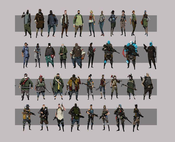 Concept Character Design Tutorials : Best concept art character design images on pinterest