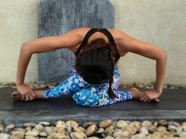Touching your breath with yoga