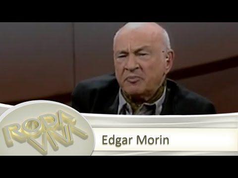 Pensamento Complexo- Educação - Edgar Morin - YouTube