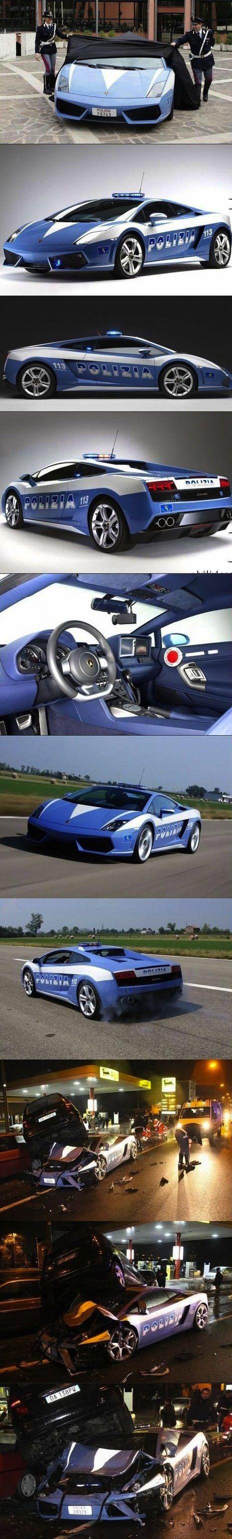 Police Lamborghini - Imgur