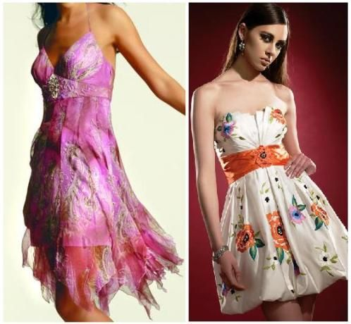 semi formal gowns dresses Semi Formal Dress Outfit Styles