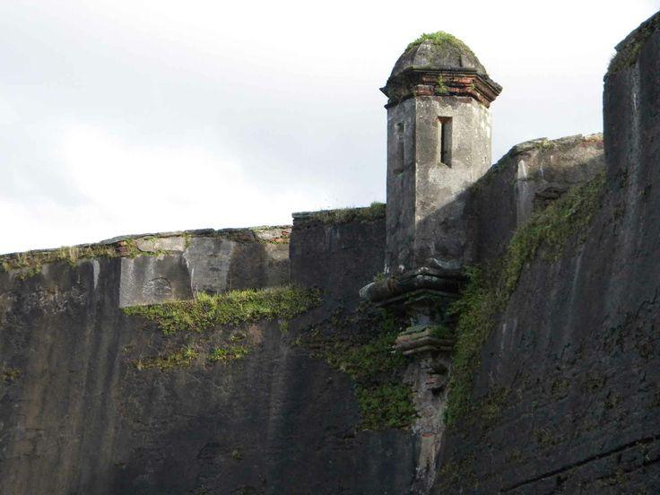 La fuerte de Corral. // Corral fortress. (XIV Región)