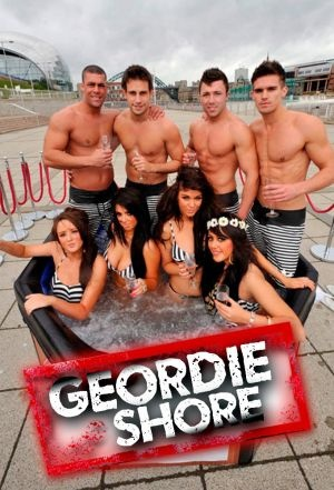 Never thought it would be as good as the Jersey Shore but it is. Geordie Shore is something else!