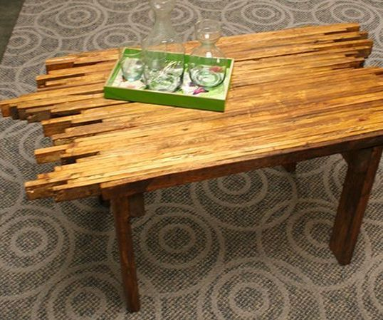Pallet Projects Twists Building With Pallets And Tables