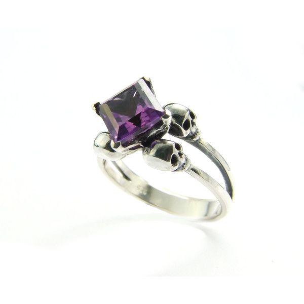 17 Best Ideas About Skull Wedding Ring On Pinterest