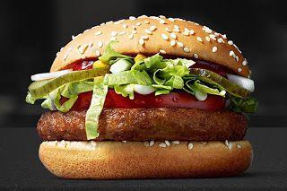 Marketing Tips: Τα McDonald's βγάζουν vegan burger