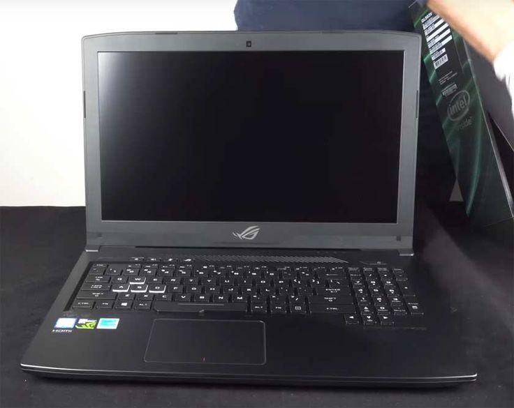 ASUS-ROG-Strix-Hero-GL503 ordinateur portable gamer