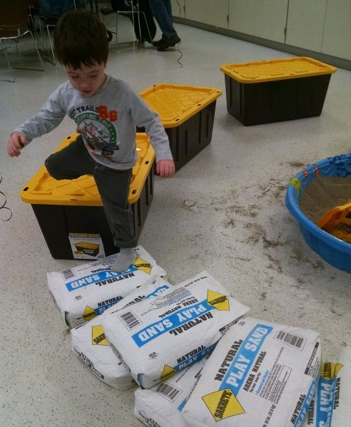 Last Saturday, i went to one of the best birthday parties I've been to over my years of parenting.It was a construction site themed birthday party for a four year old boy. When they arrived,…