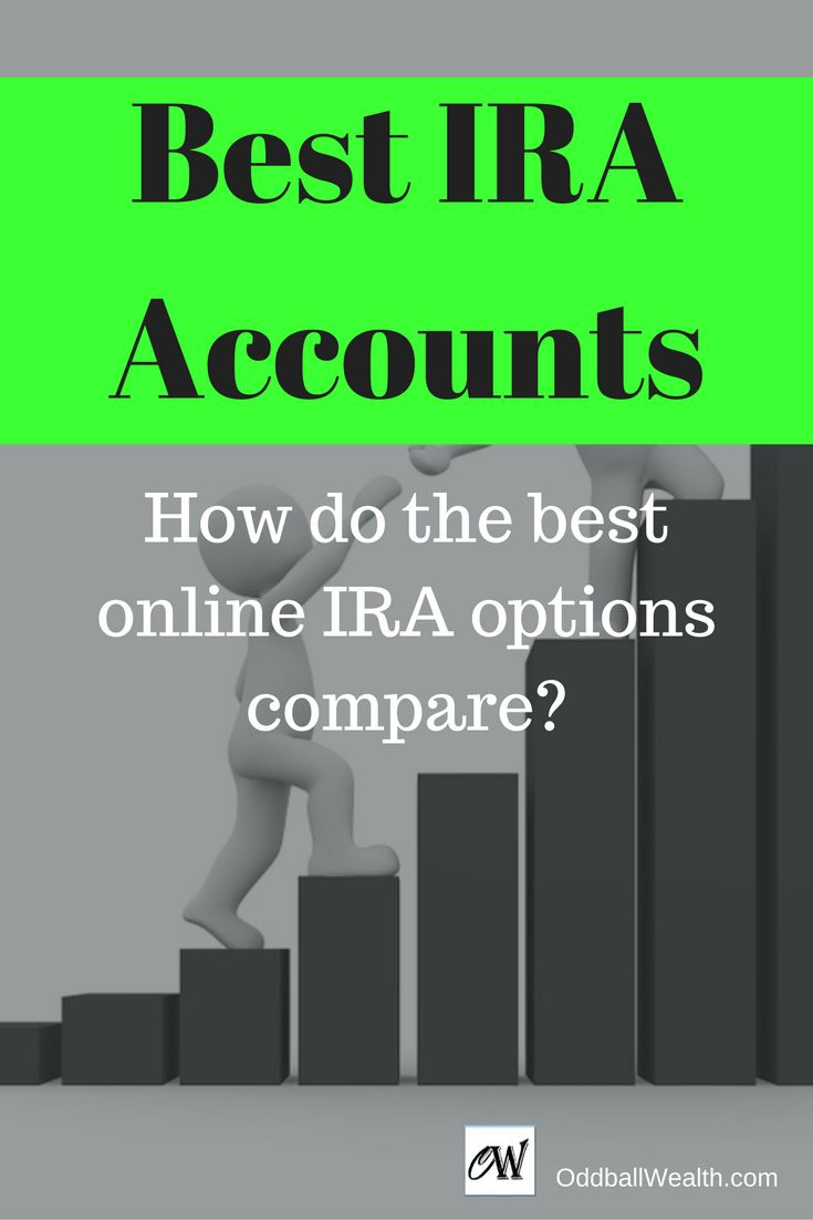 Best options for ira accounts