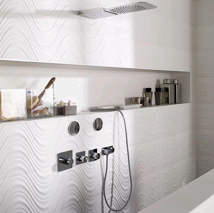 Modern Bathroom Feature Tiles : Best ceramo s feature tiles images on