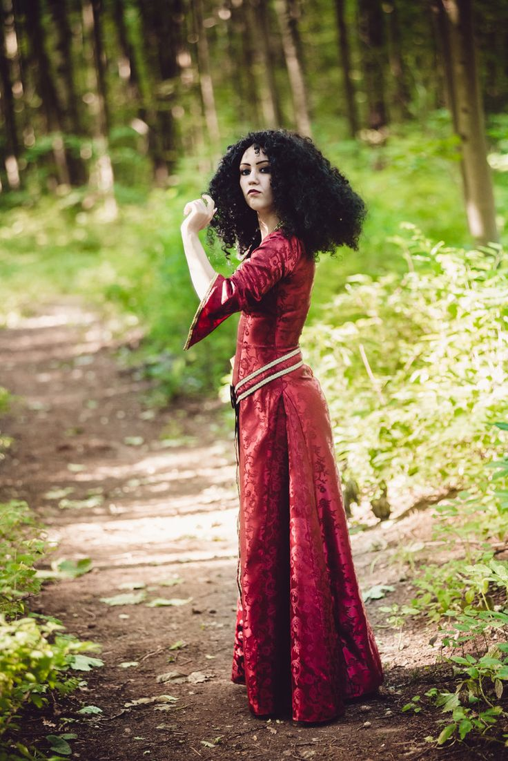31 best Costumes: Mother Gothel images on Pinterest