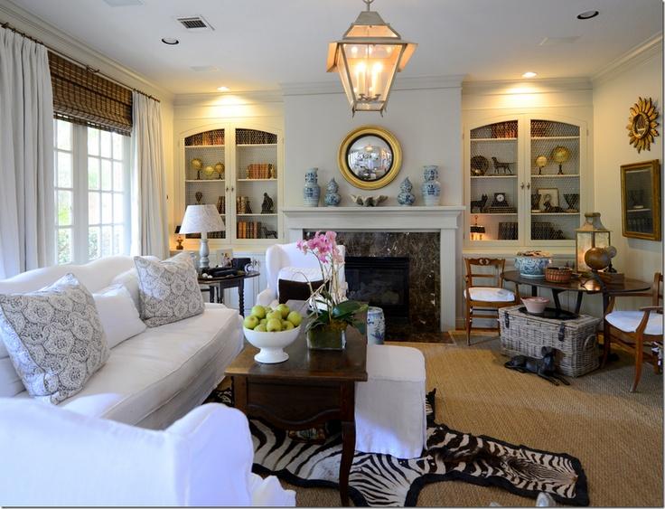 Cote de texas designer joni webb cote de texas blog for Texas themed living room