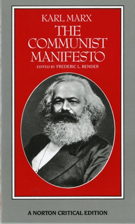 MARX, Karl; ENGELS, Friedrich. The Communist manifesto. Edited by Frederic L. Bender. New York: W. W. Norton, 1988. 210 p. (A Norton critical edition) ISBN 0-393-95616-4.