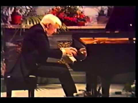 "EARL WILD PLAYS AGAIN  LISZT ""THE VIRTUOSO""  LIVE  1986"