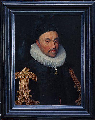 Willem I, prins van Oranje (1533-1584)    door: Michiel Jansz. van Mierevelt, 1600-1624      A1427