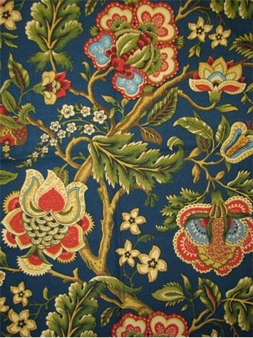 Imperial+Dress+TW+Jewel  Jacobean florals-- I'm drooling over these.  Dining room valance?