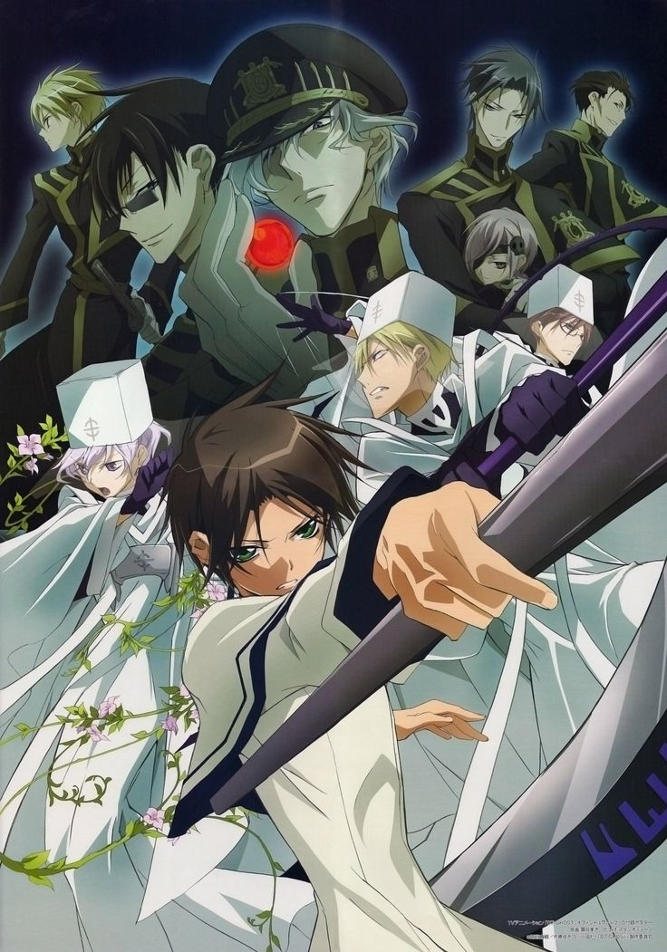 I highly recommend this anime to any anime lover be it boy or girl it has nice plot and a lot of action but it also has some comedy and tragedies.