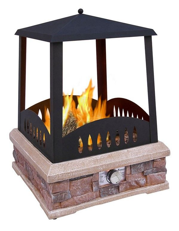 31 best outdoor fireplace images on pinterest modern for Back to back indoor outdoor fireplace