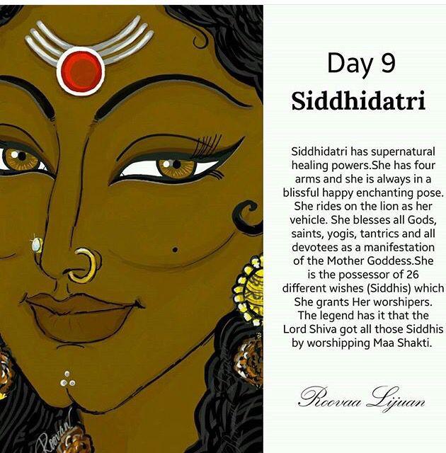 Navratri Day 9