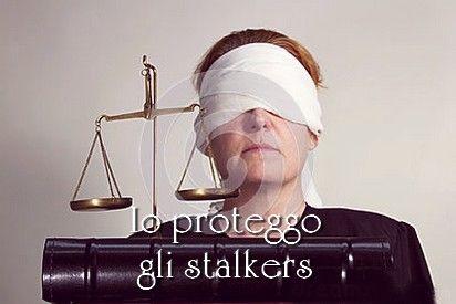 :: Straker - Tanker Enemy ::: Lo Stato finanzia e protegge gli stalkers: denunci...