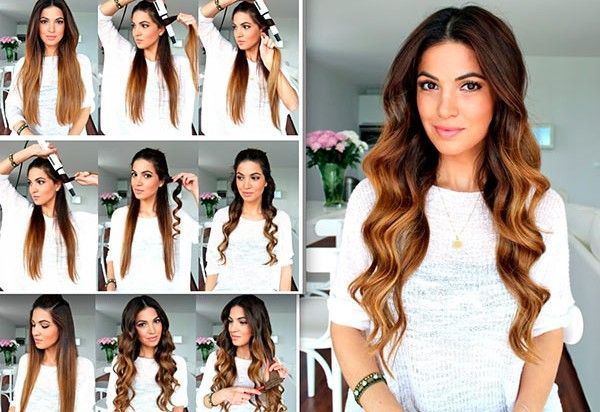 17 Quick And Easy DIY Hairstyle Tutorials - Nadyana Magazine