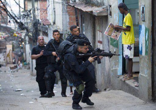 Βραζιλία: 27 δολοφονίες σημειώθηκαν μέσα σε ένα 24ωρο: Συνολικά 24 ανθρωποκτονίες σημειώθηκαν σε λιγότερες από 24 ώρες στη Βραζιλία. Οι…