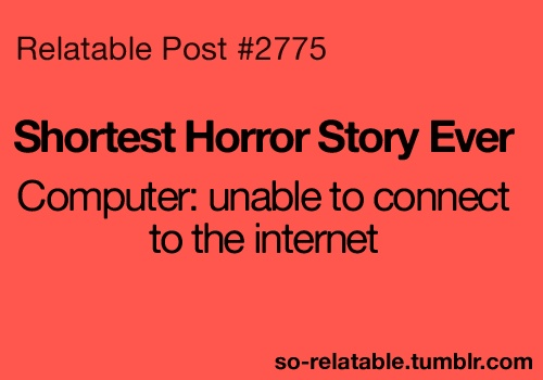 yupFunny Things, Laugh, ツFun Stuff Quotes Videos Gif, Lol So True, Funny Technology, Funny Pictures, Horror Stories, Computers Humor, Computers Funny