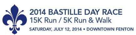 bastille day race fenton mi