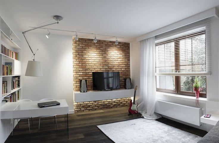 Pokój młodzieżowy w nowoczesnym stylu - Architektura, wnętrza, technologia, design - HomeSquare
