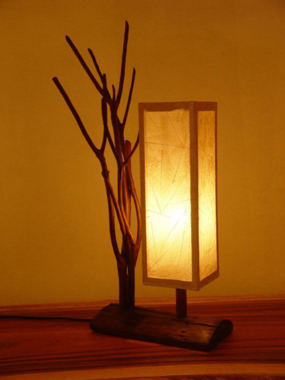 Table Lamp Home Decor Lighting By Lamp Art Design Picture