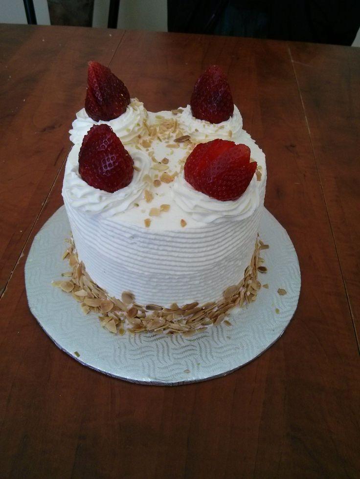 short cake aux fraises