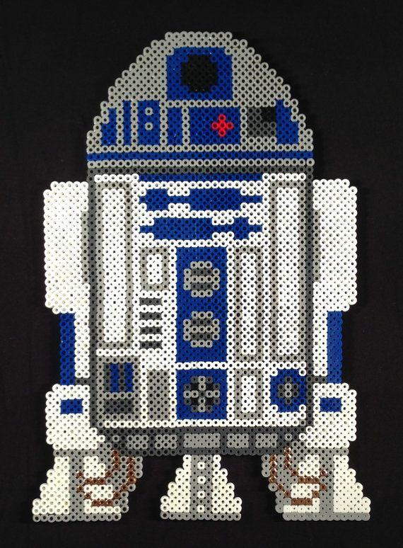 Items similar to Star Wars R2-D2 retrato - Unframed on Etsy