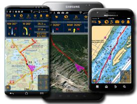 PathAway Express Edition: for Android, Handheld GPS Navigation.  Powerful tools - simple design! Try the 15 day trial http://www.pathaway.com/purchase.php?id=buy