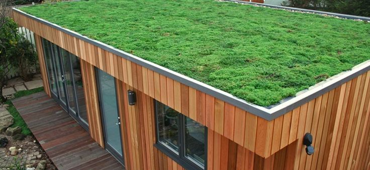 Examples of Roomworks garden and commercial buildings - Roomworks