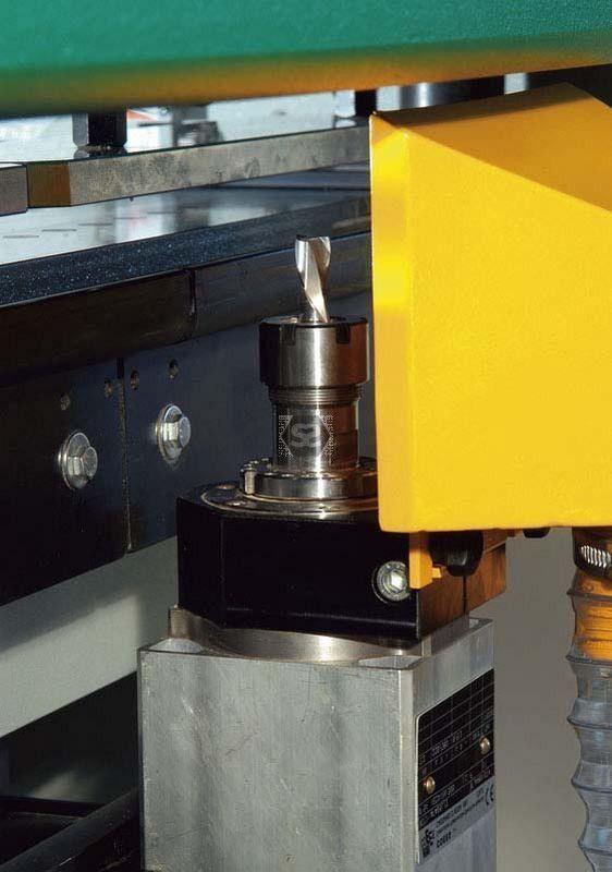 Omec F11TS CNC Dovetail Machine at Scott+Sargeant Woodworking Machinery / UK