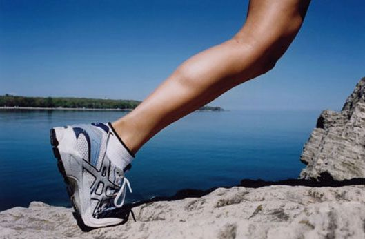 Limitez l'arthrose du genou avec 6000 pas par jour