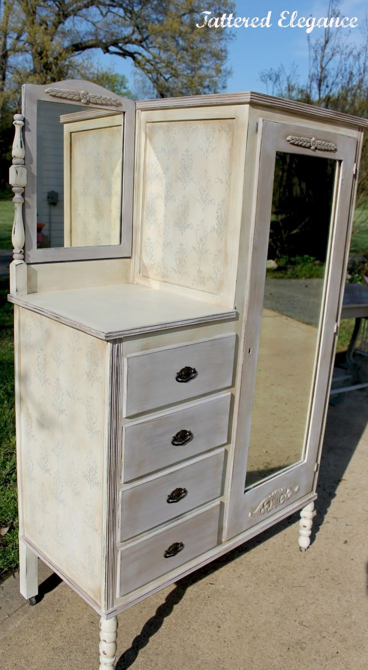 Tattered Elegance Furniture Re Dos Pinterest Classy