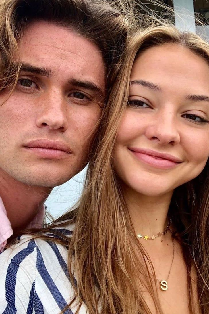 Confirmed Outer Banks Costars Chase Stokes And Madelyn Cline Are Dating Irl Outer Banks The Pogues Outer