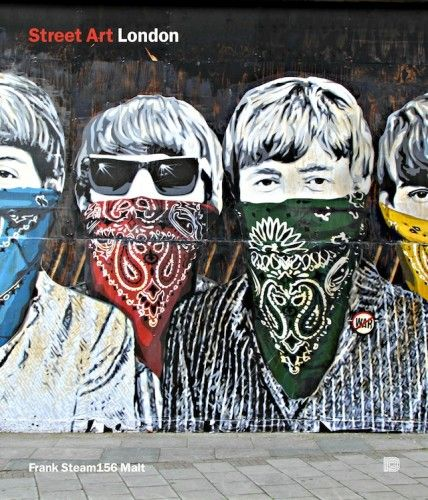 Street Art London / Franck Steam